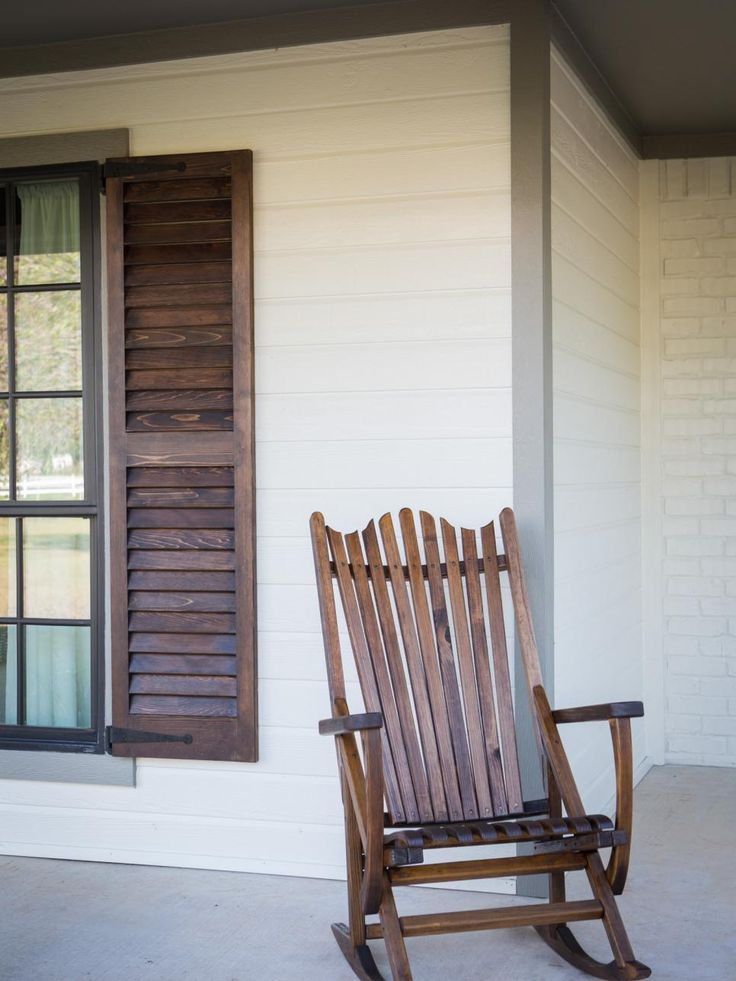 ideas for painting adirondack chairs ijoy massage chair costco best 25+ outdoor rocking on pinterest | porch, front porch and ...