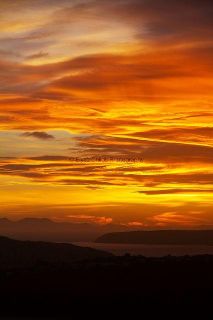 Sunset | © Elyse Childs Photography