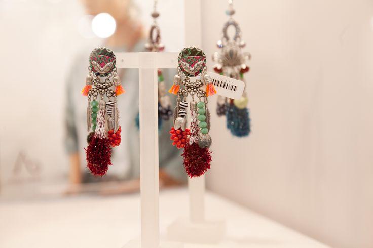 Ayala Bar   www.aibijoux.com #Ayalabar #fashionjewelry #HOMI15 #HomiMilano #AIBIJOUX