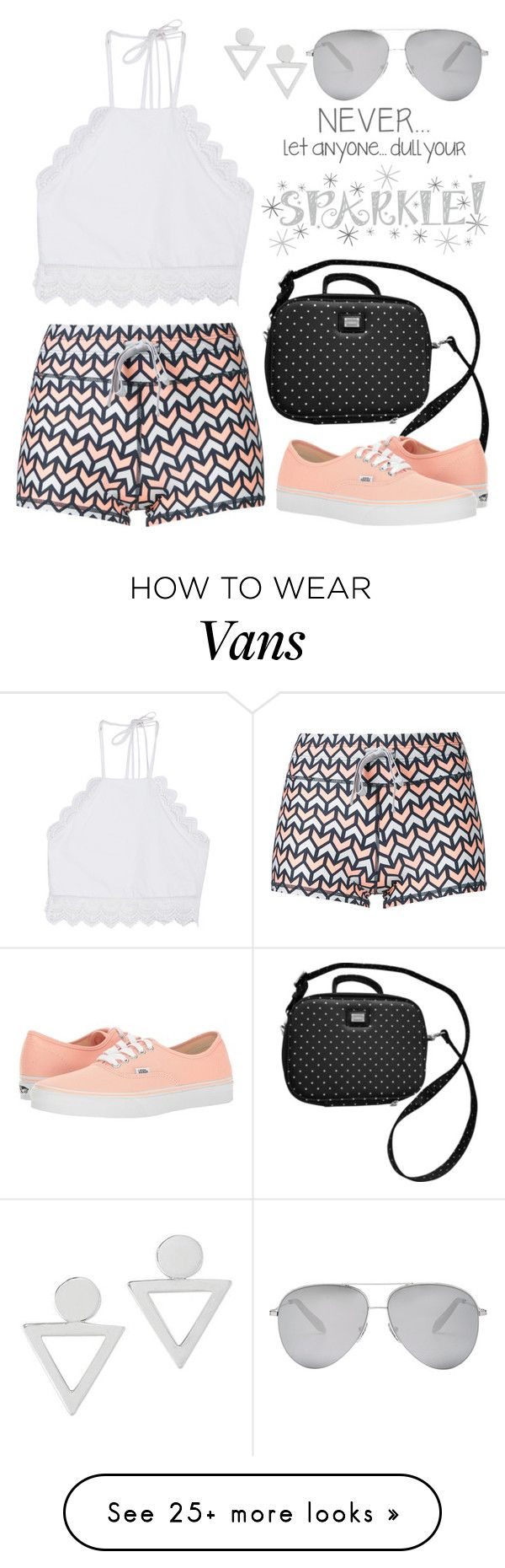 """Shape 4052"" by boxthoughts on Polyvore featuring The Upside, Front Row Shop, Dolce&Gabbana, Vans, Victoria Beckham, NOVICA and Wall Pops!"