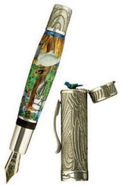 Krone John James Audubon Limited Edition Fountain Pen