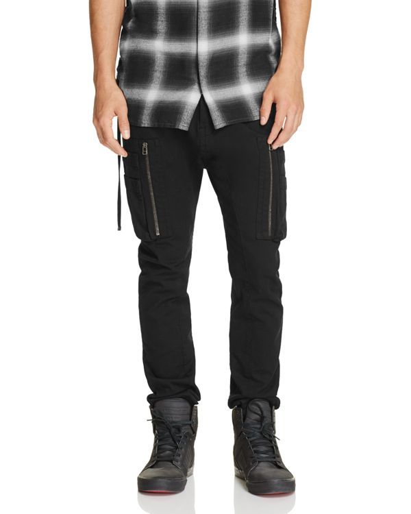 Helmut Lang Utility Slim Fit Cargo Pants