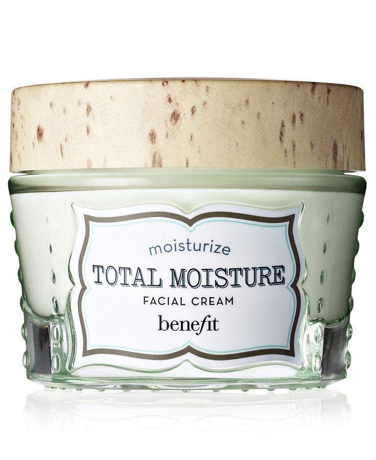 Benefit Cosmetics Total Moisture Facial Cream - Benefit Cosmetics - Beauty - Macy's
