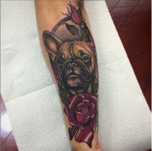 197 best dog tattoos images on pinterest dog tattoos for Jet life tattoo
