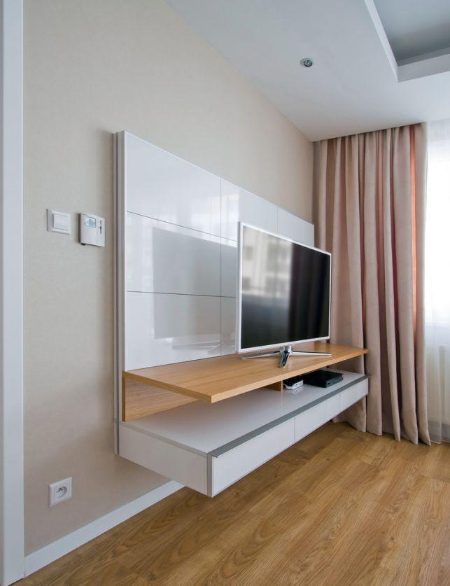 Culori neutre intr-o amenajare de 2 camere- Inspiratie in amenajarea casei - www.povesteacasei.ro