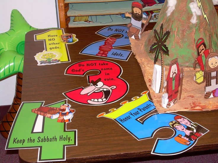 17 images about awana 10 commandments on pinterest for Ten commandments crafts for preschoolers