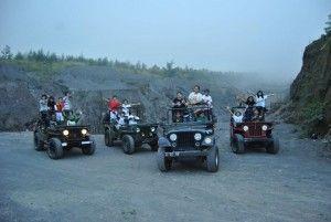 Lava Tour di Gunung Merapi,  bersama http://wiratourjogja.com