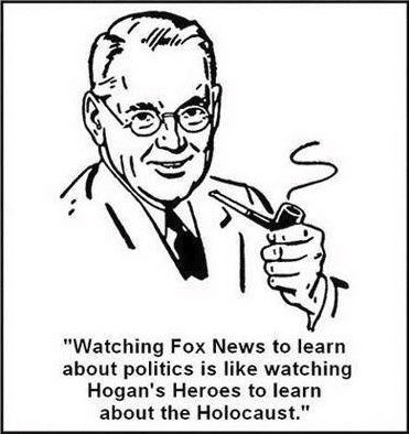 Watching Fox...