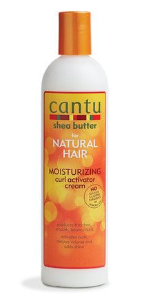 Cantu for Natural Hair Moisturizing Curl Activator Cream 12 oz