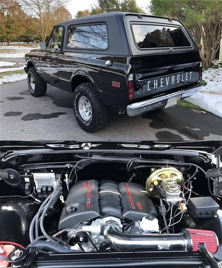 Pin By Dee Rose On Car S Truck S Suv S Van S Jeeps Chevrolet Trucks 72 Chevy Truck Chevy Trucks