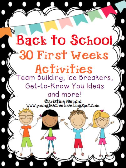 YoungTeacherLove: 'Lots of ideas to use immediately following the holiday break!!!