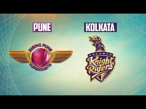 KKR VS RPS Highlights 14/05/2016 | IPL 2016 Match 45 | Kolkata VS Pune P...