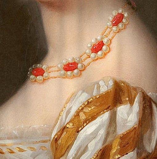 L'impératrice Joséphine réalisé, Jean Louis Victor Vigier du Vigneau dit Hector Viger (1819-1879)