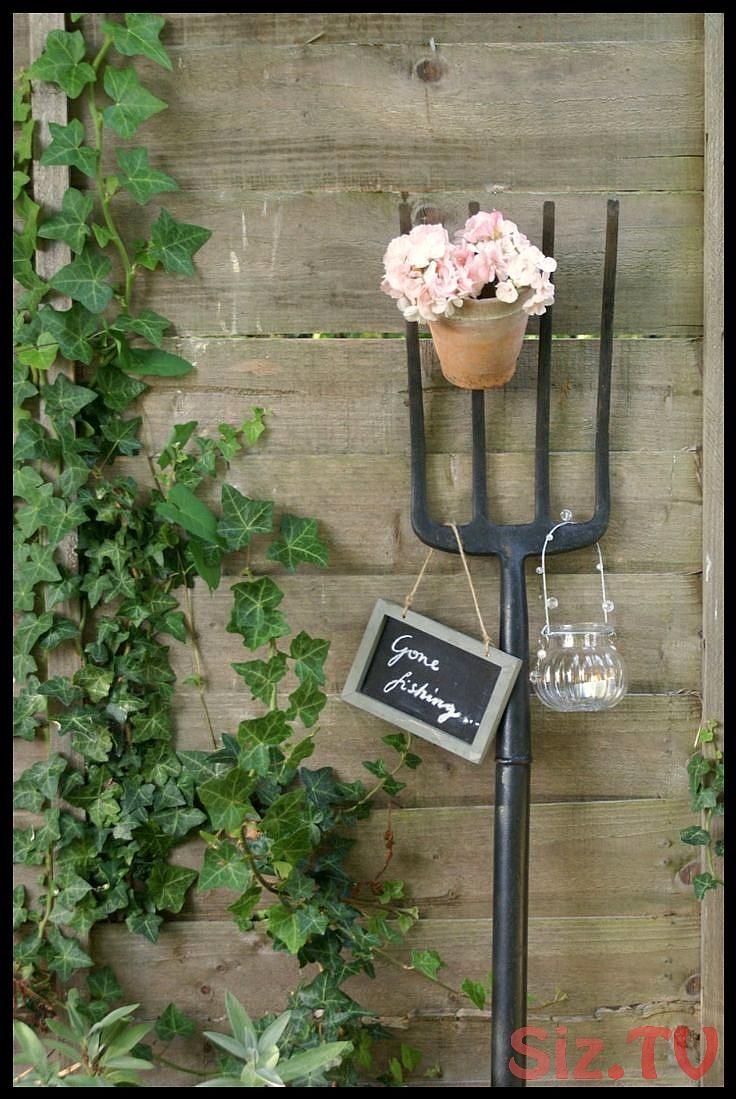 Shabby Chic im Garten gestalten mit originellen M beln und ...
