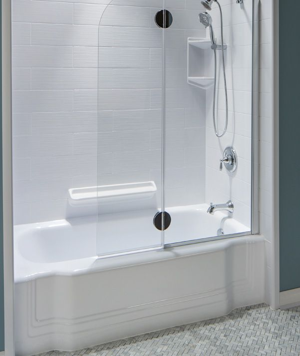 Bathroom Remodeling, Acrylic Bathtubs and Showers - Bath Fitter