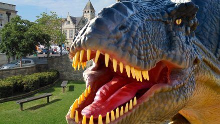Jurassic+Guest+Coming+to+Calne+Summer+Festival+on+Saturday+25th+June!+-+Always+an+action-packed+day+for+all+the+family,+this+annual+event+fills+Calne+town+centre+with+free+activities,+performances+and+street+stalls.