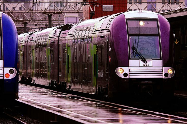 https://flic.kr/p/7rmD8u | Train | TER (transport express régional) in France