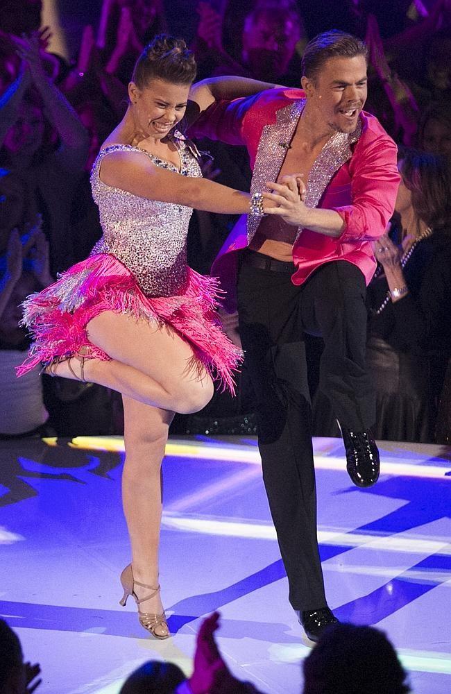 Dancing with the Stars 2015 - WINNERS Bindi Irwin and Derek Hough