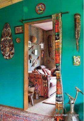 17 Best ideas about Boho Curtains on Pinterest | Bohemian curtains ...