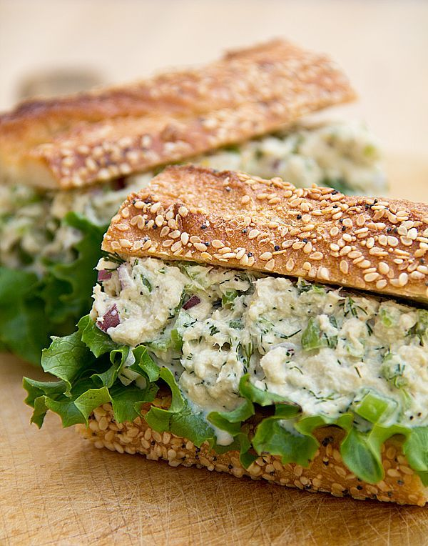 how to make the best tuna salad sandwich