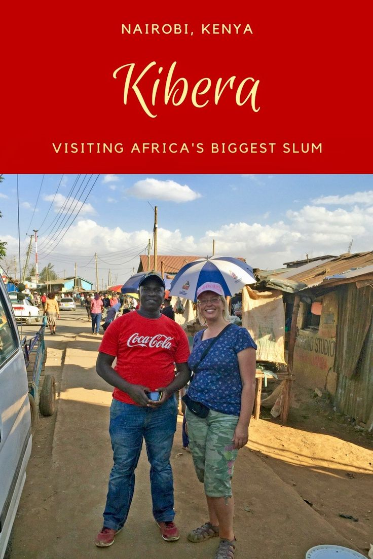 An honest account of the day I visited Kibera, the biggest slum in Africa. And how inspirational I found it. Kenya travel | Nairobi travel | Kibera visit