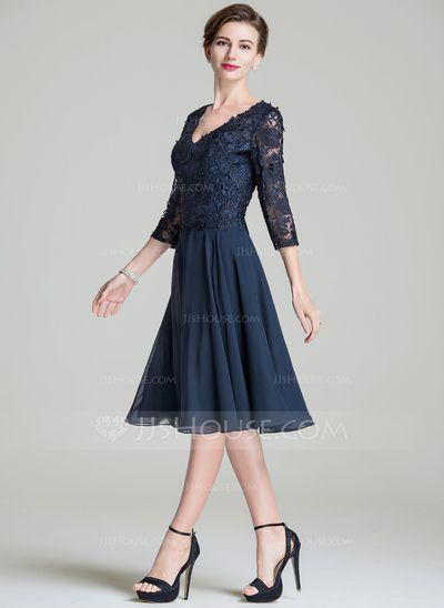 V back summer dress 71319