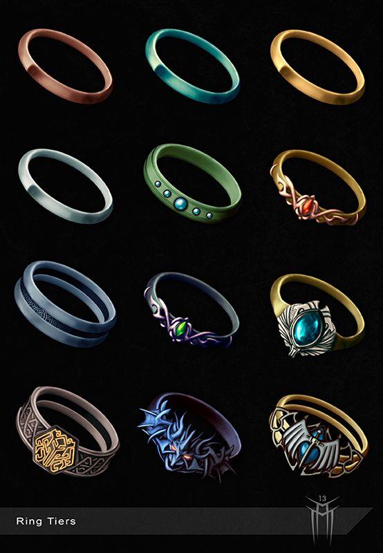 Картинки магические кольца