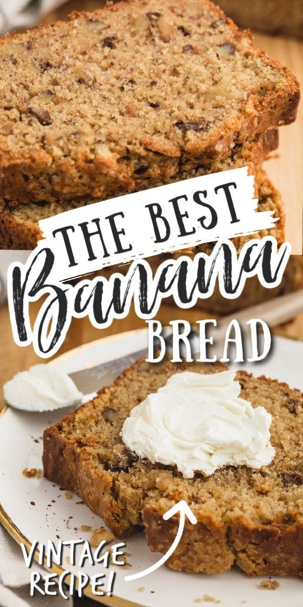 Brown Butter And Sour Cream Banana Bread Recipe In 2020 Sour Cream Banana Bread Fruit Recipes Banana Bread