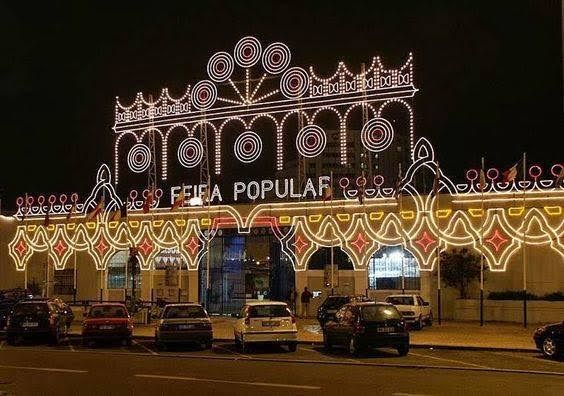 Antiga Feira Popular de Lisboa I remember going here when I was young. G.