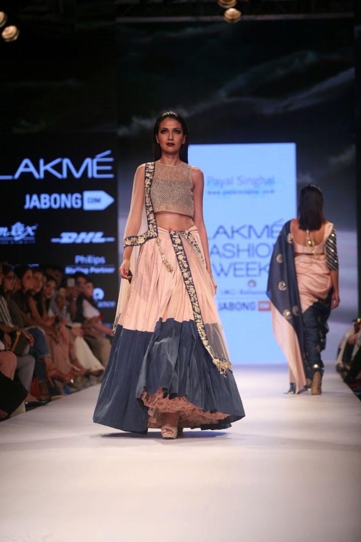 Lakme Fashion Week 2015 Day 1: Nikhil Thampi and Payal Singhal