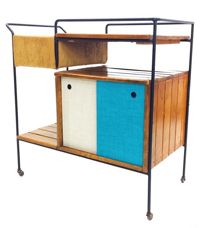 Mid Century Salvage 3530 DeWitt Ln Charlotte NC 28217 Arthur Umanoff Bar  Cart L  W  T If you have questions you are welcome to message us through  Etsy or. 378 best Mid Century Salvage images on Pinterest   Mid century