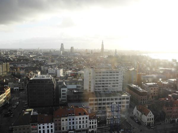 Anversa a 360 gradi.