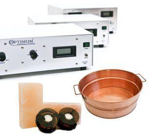 OPTIMUM Focus Detox Foot Baths Are The Latest in Ionic Bath Technology