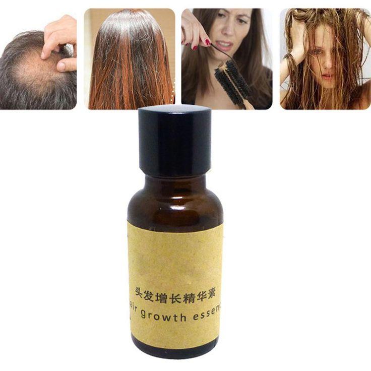 20ml Andrea Professional Hair Growth anti Hair Loss Liquid dense hair fast sunburst hair growth grow invalid refund alopecia