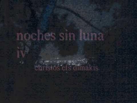 noches sin luna iv   - christos efs dimakis
