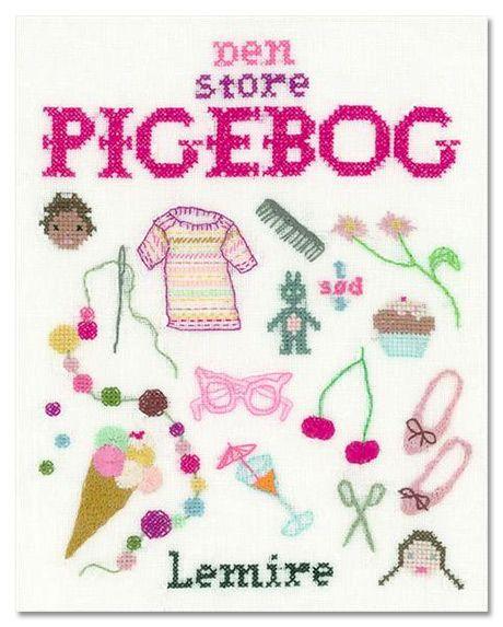 Den store pigebog Super sjove og kreative idéer til at lære at flette, væve, strikke, brodere og mange andre sjove ting. Med denne bog kan børn skabe mange af tingene selv uden hjælp fra voksne ...