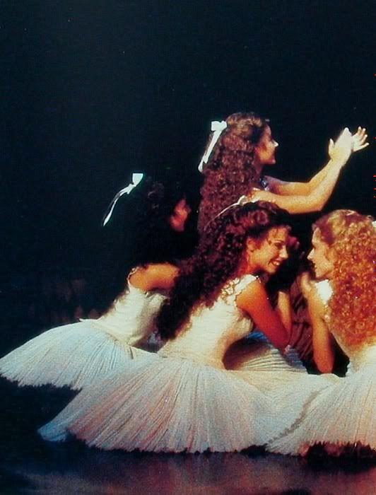 Phantom of the Opera - Ballet Girls Always loved the hair
