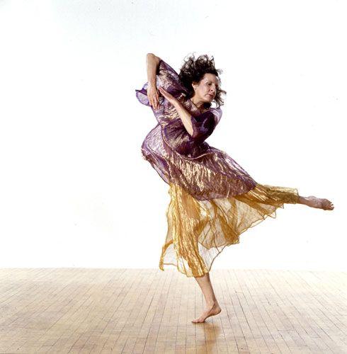 Image detail for -Trisha Brown, An American Modern Dance Legend