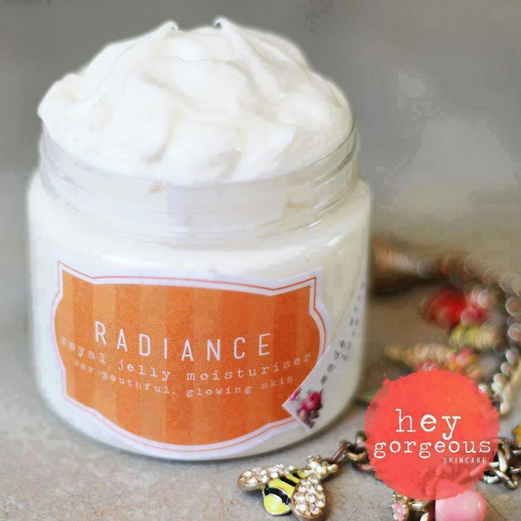 Our new Radiance Moisturiser made with Royal Jelly is absolutely fabulous! As skin ages, its ability to regenerate and repair itself is diminished. Skin becomes thinner, collagen production slows down, and moisture levels reduce. Fortunately, royal jelly is capable of reversing many of these aging effects.