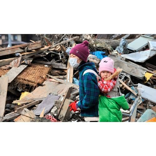 The past five months has seen floods, tsunamis and earthquakes decimate towns and cities across the world. So what do you tell your children about these events?