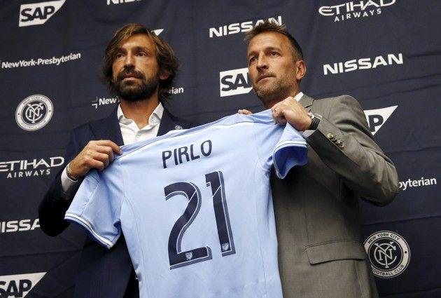 Will Lampard, Gerrard, Pirlo, Drogba, and Villa Help Major League Soccer or Hurt It? - The Atlantic