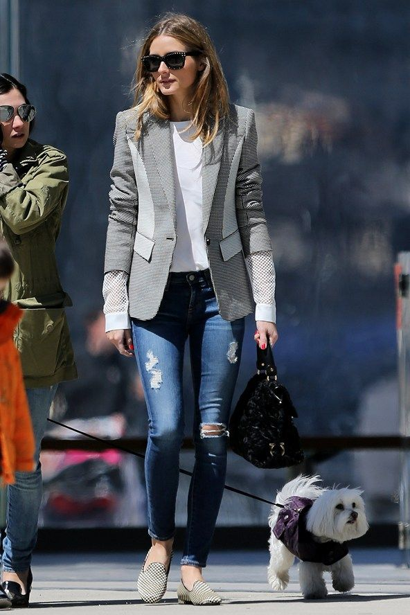 Celebrities Wearing Skinny Jeans and Boyfriend Jeans (Glamour.com UK)