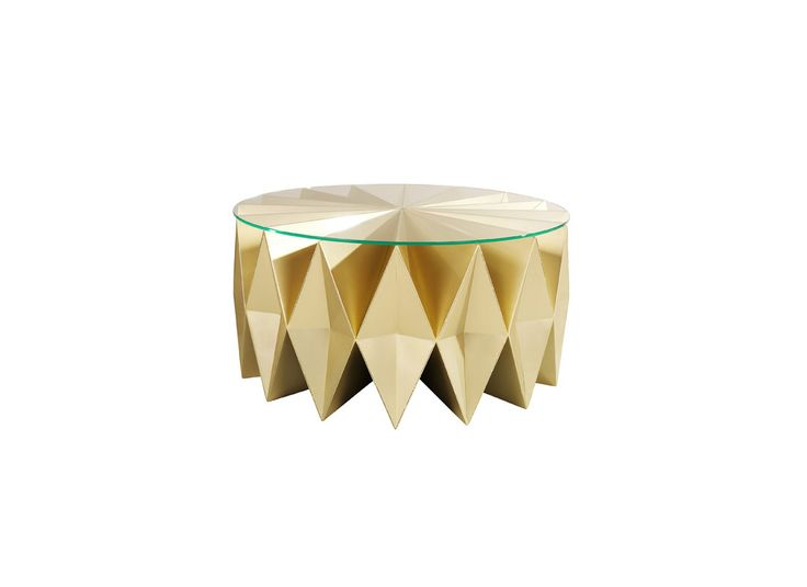 #colletto coffee table, design by @Moschino for #altreforme, #arlecchino collection #interior #home #decor #homedecor #furniture #aluminium