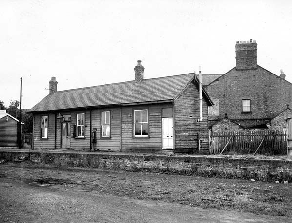 Disused Stations: Easingwold Station