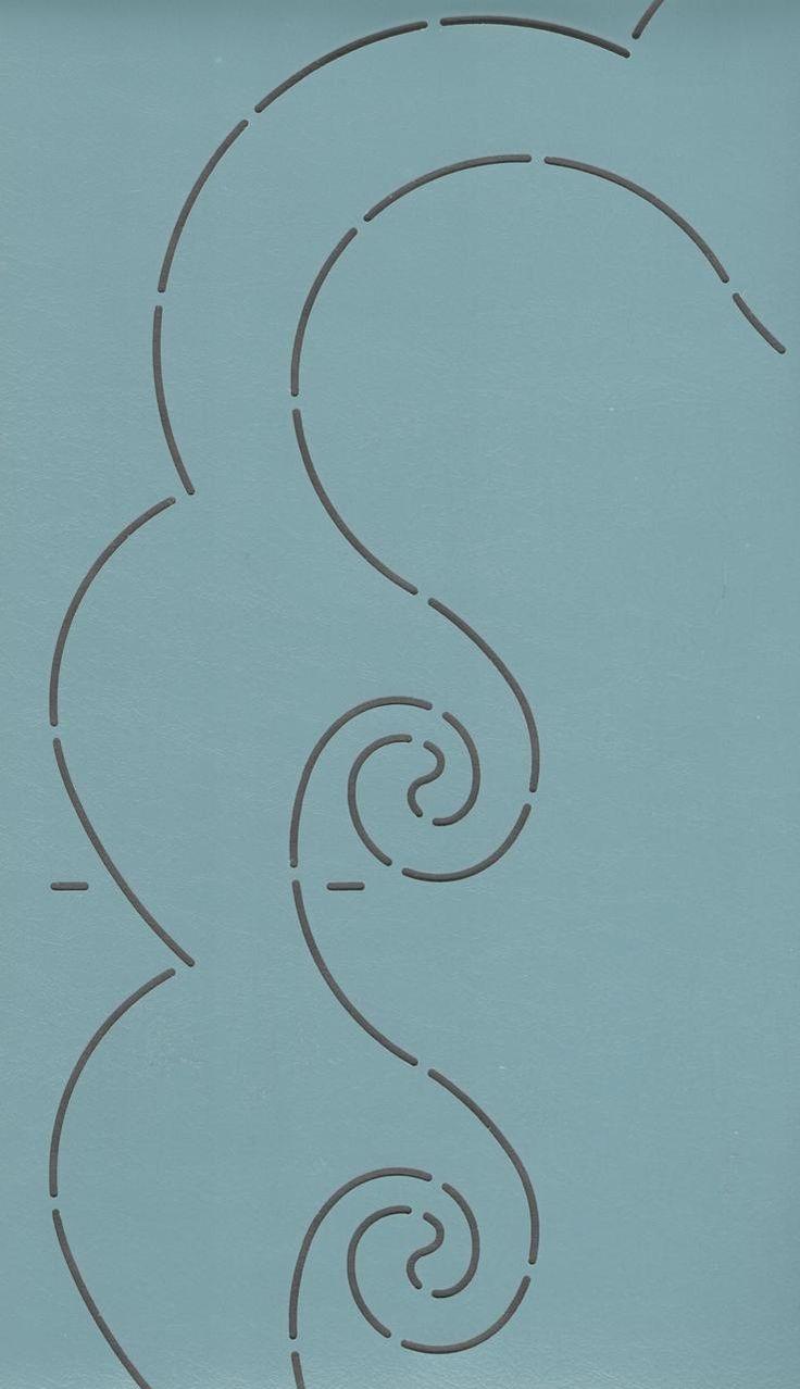 """Zion 86 4"""" - The Stencil Company"""