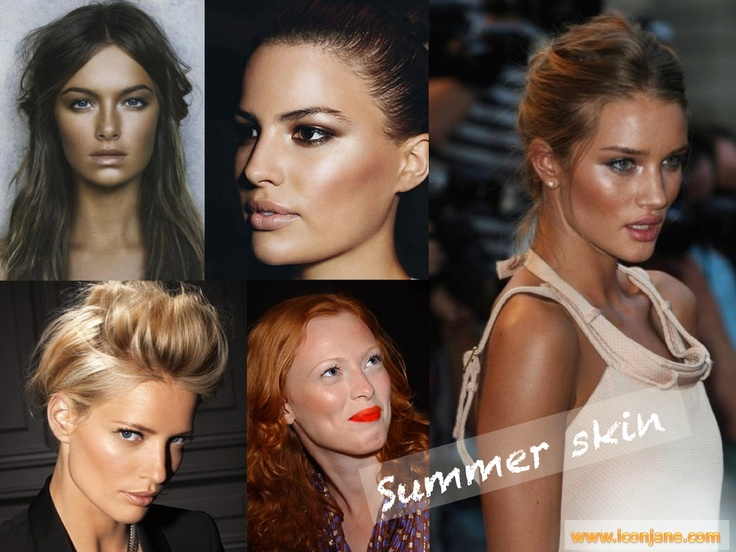 2012 Yaz Makyajı - Renkli Yaz