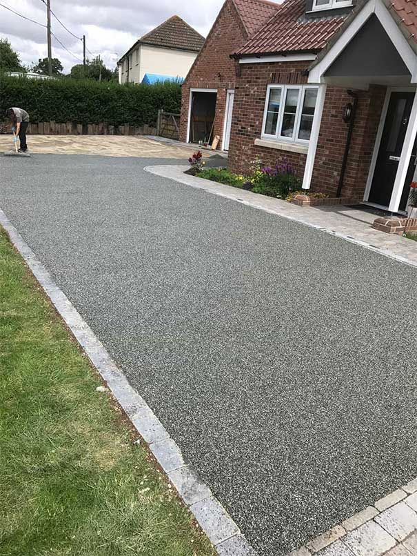 Pin by Roy Norton on 24 sept Resin bound driveways