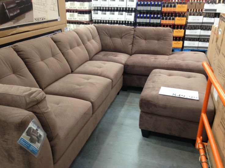 from fabric sectional costco