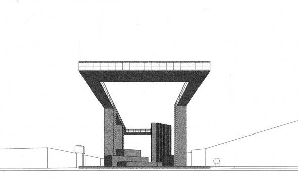 Simon Ungers | Chemnitz Urban Design Forum | 1995