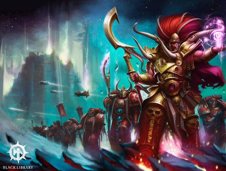 magnus_the_red pre-heresy primarch savier space_marines thousand_sons